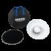 Hensel Kit Beauty Dish bianco con griglia a nido d`ape cm58  e borsa