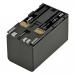 Jupio Batteria ProLine BP-955 RED 49.6wh /6700 mah (RED Approved)