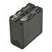 Jupio Batteria ProLine NP-F970 (USB 5V / DC 8.4V output) 10050mAh