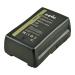Jupio Batteria V-Mount spia LED 14.4v 13200mAh (190Wh) - D-Tap and USB 5v DC Output