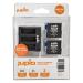 Jupio Caricatore  triplo USB per batterie  GoPro Hero 8 + 2 batterie