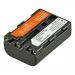 Jupio Batteria fotocamera NP-FM55H Sony