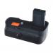 Jupio Batterygrip per Canon EOS 1100D/1200D/1300D no remote + cavo