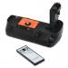Jupio Batterygrip per Canon 5D MKIII/ 5Ds/ 5Ds R (BG-E11)
