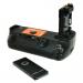 Jupio Batterygrip per Canon 5D MKIV (BG-E20)