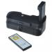 Jupio Batterygrip per Nikon D5100/D5200/D5500/D5600 + cavo