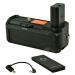 Jupio Batterygrip per Sony A6000/A6300 + cavo