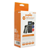 Jupio caricabatteria USB per JVC/Samsung/Sony batterie 3.6V-4.2V