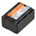 Jupio Batteria videocamera VW-VBT190 (per HC-V800/V808/WXF1/VXF1/VXF11/VX1/VX11) Panasonic