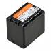 Jupio Batteria videocamera VW-VBT380 (per HC-V800/V808/WXF1/VXF1/VXF11/VX1/VX11) Panasonic