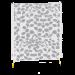 Sunbounce SUN SWATTER pannello traslucido LE LOUCHE 180x245 cm incl. Pellicola foglie (telaio non incluso)